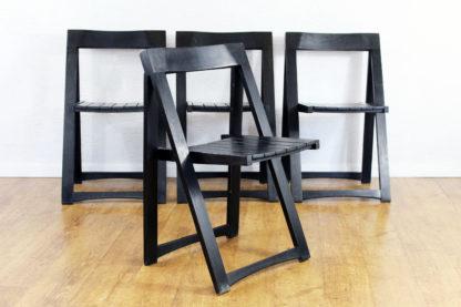 Chaises pliantes Aldo Jacober