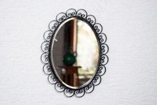 Petit miroir vintage
