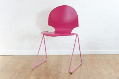 The Girly Pink Chair