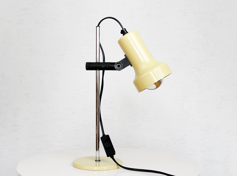Lampe de bureau vintage syn brocante - Interrupteur lampe de bureau ...
