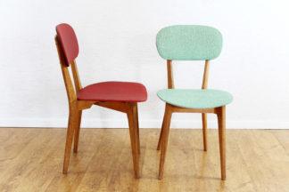 Paire de chaises Rockabilly