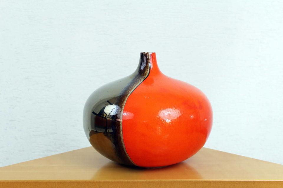 Céramique / Vase années 70