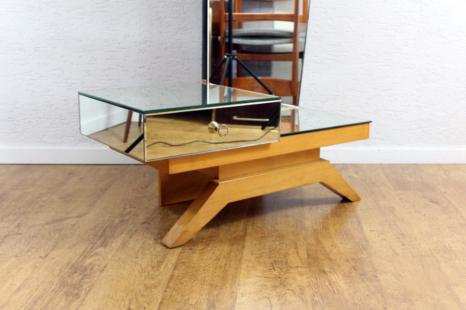 Rare coiffeuse style scandinave