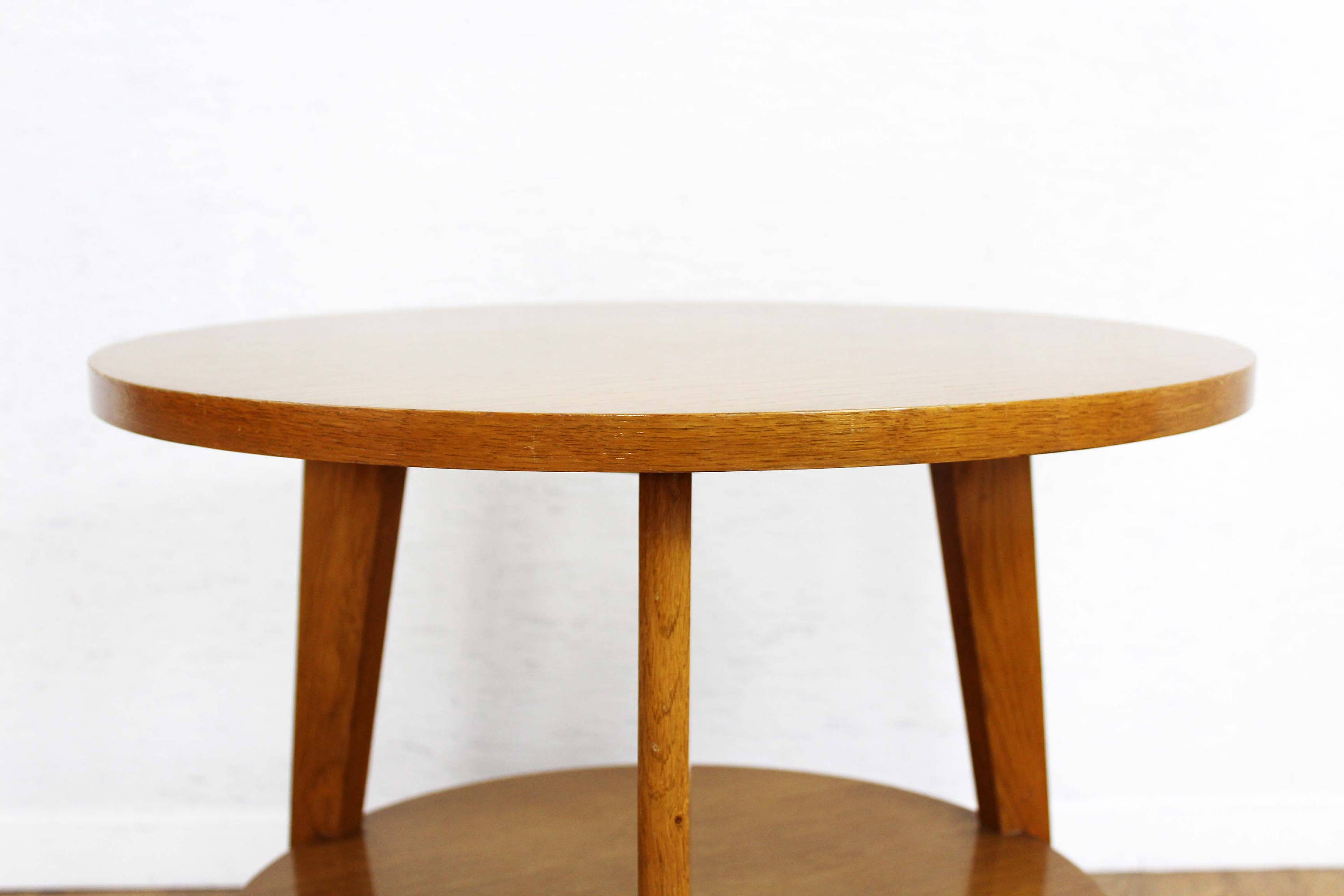 Table d 39 appoint design scandinave syn brocante - Table d appoint scandinave ...