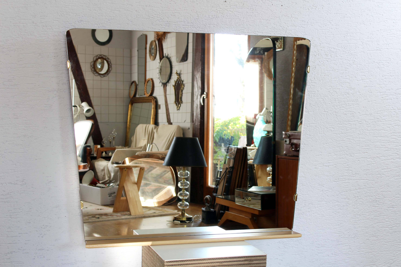 miroir r troviseur g ant 104x84cm syn brocante. Black Bedroom Furniture Sets. Home Design Ideas