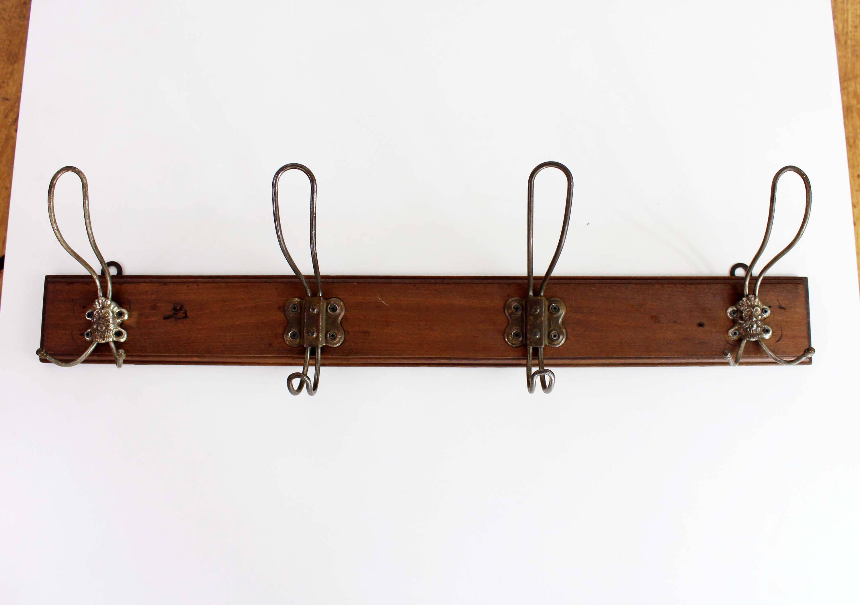 pat re porte manteau bistrot vintage syn brocante. Black Bedroom Furniture Sets. Home Design Ideas