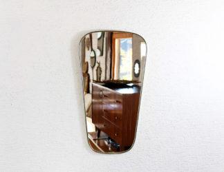 """Miroir rétroviseur """"asymétrique"""""""