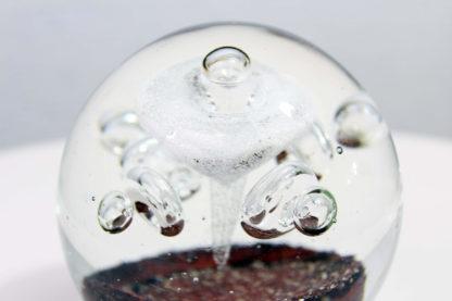 Sulfure en verre vintage