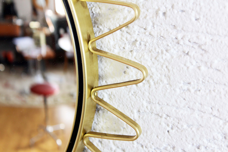 Miroir soleil Oeil de sorcière / miroir bombé