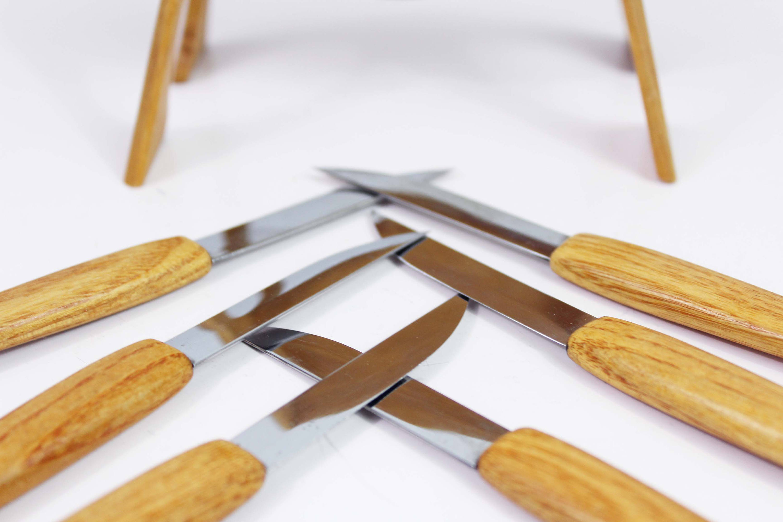 Set de couteau design scandinave