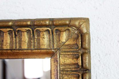 Miroir ancien cadre stuc – Syn Brocante